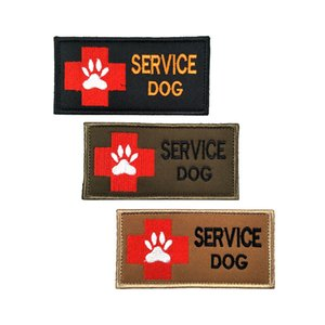 Rescue Save Dog Badge Medical Armband Tactical Velcro Patches Fabric Outdoor Pet Ambulance Support Bag Stickers Hook&Loop Appliques