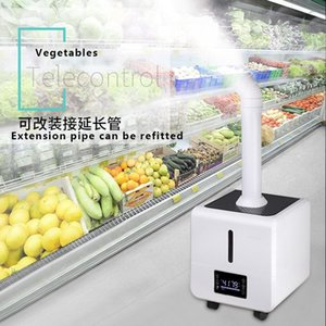 Top Filling Water Air Humidifier With Filter Automatic 16L Commercial Industrial Diffuser For Vegetables Baby Shop Humidifiers
