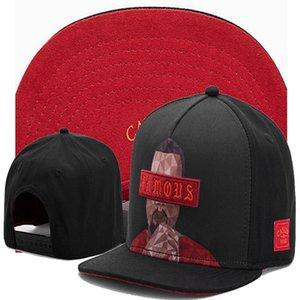 Новейшие моды мужские Cayler Sons знаменитые хип-хоп Cap повседневная бейсболка кости кости горас Snapbacks шляпы для мужчин женщин