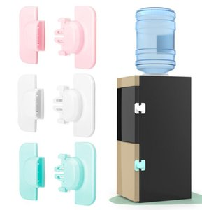 Multi-function Safety Lock Child Baby Cupboard Cabinet Door Drawer Refrigerator Anti Pinch Kids Toddler Protection Carriers, Slings & Backpa