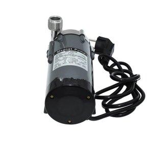 304 Stainless steel Pump MP-20R, Food grade Home brew pump beer brewing magnetic pump High temperature 140 C 1 2