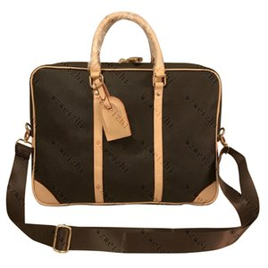 Men's Bags Briefcases Fashion Laptop Bag Cross Body Shoulder Notebook Business Briefcase Computer Bag With Men Messenger Bag 42X8X30CM 3 Colors