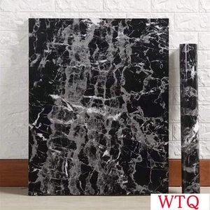 Wallpapers 3DWaterproof Marble Self Adhesive Wallpaper Film With Stickers For Wall Bathroom Bedroom Kitchen Cabinet Home Improvement
