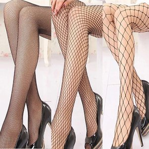 Super elastic Pantyhose alluring netting women's silk sexy long Fishnet stockings