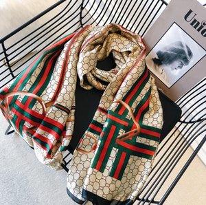 Sciarpe di hijab musulmano scialle tinta unita morbido foulard viscosa ricamo sciarpa lettera striscia stampa wrap scialli 180x90 cm
