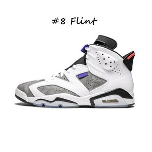 umpman fashion 6 6s Men Basketball shoes Flint Olympic Golden Reflections of Champion Travis Scotts White infrared sports sneakers 22VL6N