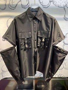 21ss ранняя весна с коротким рукавом Tee мужчин женщин высокая улица мода парижские футболки летнее дышащее тройник zdlp30421.