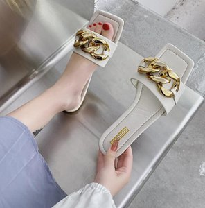 Women slipper MULE DWAY EN COTON BRODE SLIDE Designer Sandals Style Top Quality Fashion Womens Size 35-40