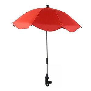 Stroller Parts & Accessories Pushchair Clip Sun Shade Adjustable Flexible Arm Practical Outdoor Detachable Canopy Parasol Baby Umbrella Manu