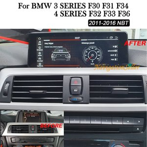 Android10.0 DVD Player GPS para BMW 3 4 Series F30 F31 F34 F32 F33 F36 F32 F33 F36 NBT 2012-2017 Radio estéreo Multimedia Multimedia Navigatie 10.25 pulgadas Pantalla táctil