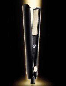 2021 9hd Gold Profession Hair Straightener EU US Plug Professional Styler Hair Straighteners With Retail Box free ship