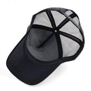 Mejor sombra tqmsmy verano unisex hip hop animal bordado gorras de béisbol gorras de béisbol mujer transpirable malla snapback sombreros camionero gorras gorra gorra