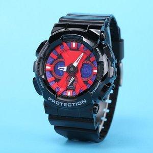 G1200 Männer Analog Quarzuhr Lässige Männliche Sportuhren Herrenuhr LED Digital Armbanduhr
