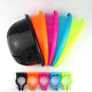 1 قطع البلاستيك دراجة سلة التركيب دراجة حقيبة سكوتر مقبض بار سلة مع قوس دراجة الملحقات 635 z2