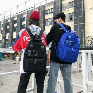 Mochila 2021 fêmea de alta qualidade lona viagem mulheres mochila feminina sac um dosso back pack sacos de escola para a mochila adolescente