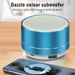 Mini Speakers Wireless Speaker With Memory Card, Portable Subwoofer, Bluetooth, Compatible Stereo, Clear And Perfect Tone