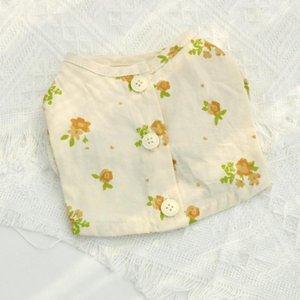 Verano gato perro camisa tipo corto ropa mascota chihuahua doggie cachorro traje yorkshire pomeranian maltés shih tzu caniche ropa ropa