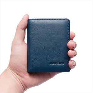 Newbring Minimalist Minalist Meade Wallet Мужчины с держателем кредитных карт Кошелек Мужская капля высокого качества