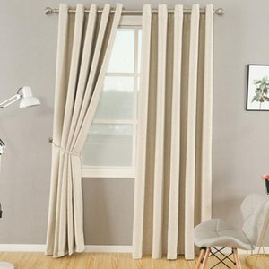 Curtain & Drapes Chinese Style Velvet Fabric Blackout Solid Color Customization For Living Room Bedroom