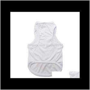 Apparel Sublimation Blank White Clothing Diy Dog T Shirt For Small Pet Heat Transfer Print Gga4276 Xve7Z 9Vmdr