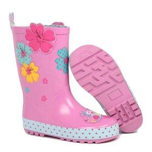 Botas de chuva sapatos # 1372