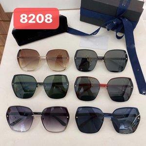 Güneş Erkekler Kadınlar Nazik Güneş Glass Cracker Kore Marka Tasarımcısı Polarize UV400 Gözlük Tasarımcı Erkek Kadın Güneş Gözlüğü