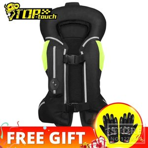 NEW Motorcycle Air Bag Jacket Safety Vest Airbag Moto Motocross Protective Reflective Clothing