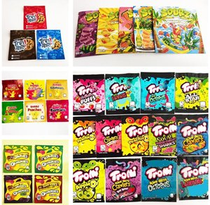 Edible Gummies Bag Weedtarts Starburst Edibles Packaging warheads errlli Trolli Trrlli Jolly Rancher airheads For Mylar bags
