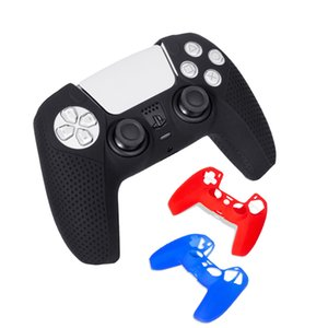 Cases Joysticks PS5 handle silicone sleeve it is soft, light and durable, has long service life Non slip surface Game Accessories