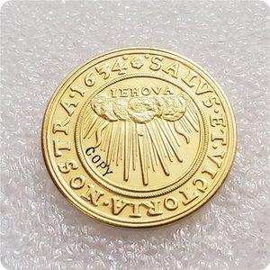 1634،1635 النعناع الملكي من سيليزيا 1 دوكات - سيليزيا الإنجيلي العقارات النسخة