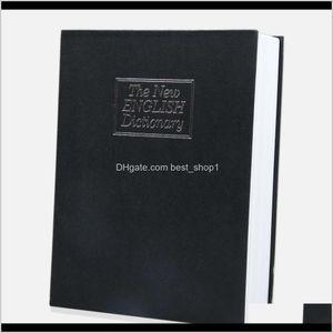 Boxes Bins Home Dictionary Money Secret Book Cash Jewelry Safe Case Storage Box Organizer With Key Lock Lpuzz Xjgrf