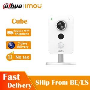 Dahua imou Cube 1080P Wi-Fi IP-камера PIR обнаружение внешнего интерфейса тревоги звук двусторонний разговор беспроводной камеры