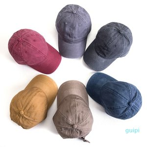 wholesale custom bleached plain dad hats blank unstructured stone washed baseball caps