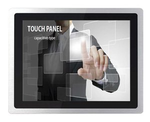 15.6 Inch Industrial 10 Points Capacitive Touchscreen LCD Monitor Monitors
