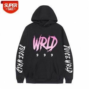 sweater men's trendy hooded suit juice wrld plus size hip hop #od4R