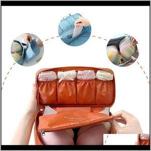 Bags Womens Storage Bag Travel Necessity Accessories Underwear Clothes Bra Organizer Cosmetic Makeup Pouch Case Unwlo 0Wbpq