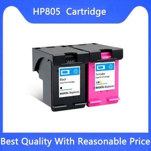 Ink Cartridges 805 Compatible Cartridge For Deskjet 1210 1211 1212 1213 2330 2331 2332 2333 2720 2721 2722 2723 2729 4121 4122 Printer