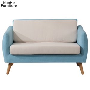 fabric sofa with loveseat chair for living room furniture