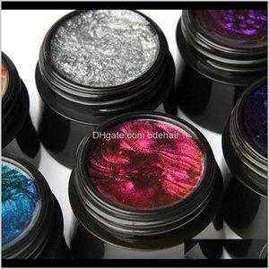 Salon Health Beauty Drop Entrega 2021 Cat Eye Clavo Need Need Cured UV Lámpara Builder Quick Builder Extension News Gel Art For Women E8m6 Hvoem