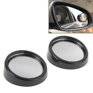 wtyd for mirrors 2 PCS SY-022 Car Vehicle Mirror Blind Spot Rear View Small Round Mirror Diameter about 56cm