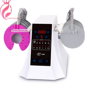 Electro Fitness EMS Training Electric Current Body Slimming Breast Massage Machine