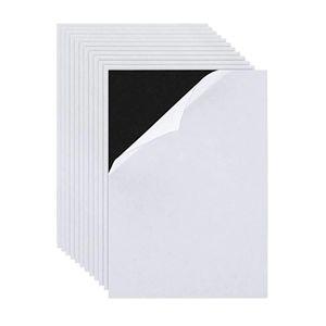 self adhesive soft rubber Magnet Inkjet Print Sheet board For Spellbinder Dies Craft Strong Flexible Fridge Magnetic 297x210mm