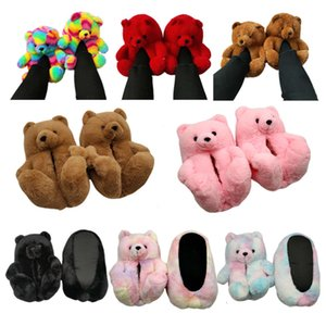 flip flopNew teddy bear slippers