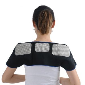 Back Support Comfortable Therapy Massage Far Infrared Shoulder Heating Belt Protective Gear Pad