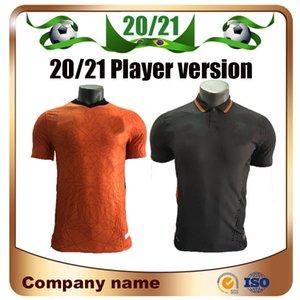 Player version 21 22 MEMPHIS Netherlands soccer Jersey 2021 Home DE JONG Holland LIGT STROOTMAN VAN DIJK VIRGIL Shirt Away National team football uniform