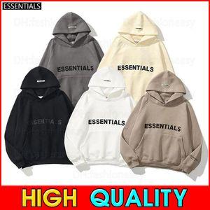 Sudaderas con capucha de diseñador de alta calidad Hombres Mujeres algodón Ocio tendencias de moda fear of god fog essentials diseñador de lujo para hombre chándal