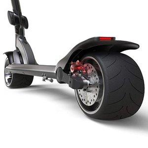 Skateur Portable Portable Pliant Scooter E-scooter adulte Scooter avec pneu solide antidérapant de 9 pouces