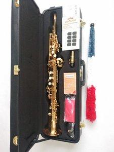 Japan S-W01 Bb flat Soprano saxophone High Quality musical instruments YANAGISAWA professional