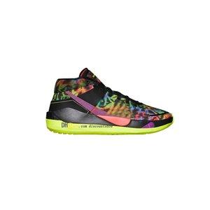 KD 13 EYBL كرة السلة أحذية رجالي إمرأة حذاء أحذية CZ6199 900