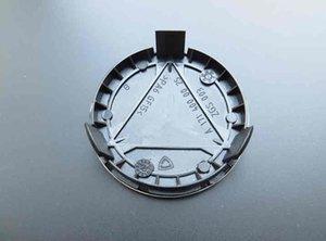 40pcs 75mm 3 Pins Car Wheel Center Hub Caps Cover Emblem for A B C E CLA CLC CLS CLK Class A1714000025